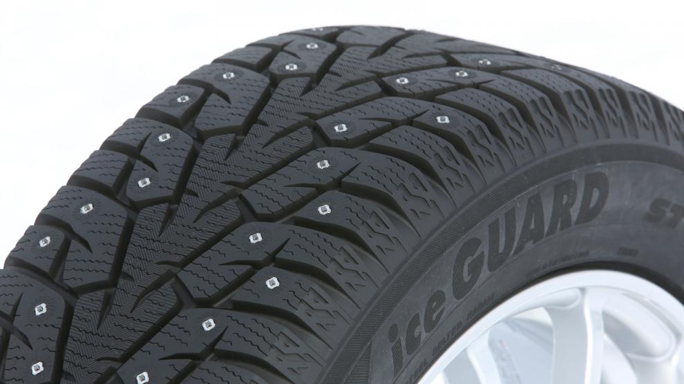 «имн¤¤ шина Yokohama Ice Guard IG55 215/70 R16 100T - фото 7