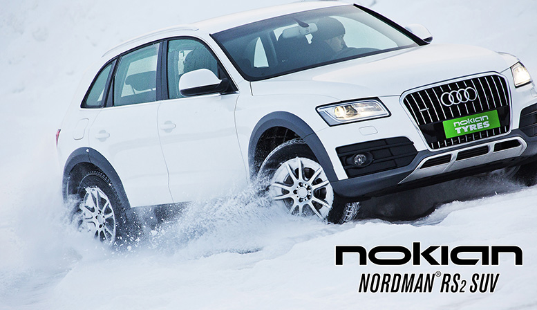 Nokian nordman suv snow tire reviews - 80