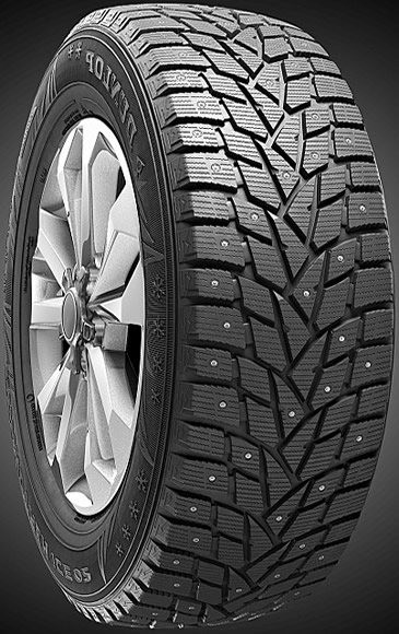 «имн¤¤ шина Dunlop SP Winter Ice 02 205/60R16 96T - фото 9